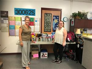 Donations of Back-to-School Supplies Greatly Appreciated