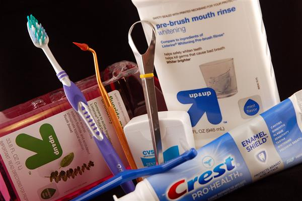 NHS Collecting Oral Health Supplies for Families in Need