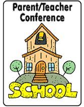 November 16th-20th Virtual Parent Teacher/Conferences