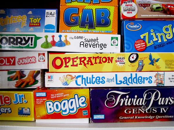 February 7th Game Night hosted by the PTO