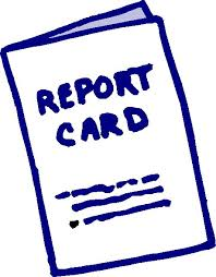 Report cards sent home January 24th