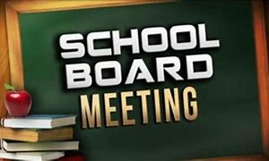 School Board Meeting February 16th - 6:30PM
