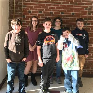 December MS Students of the Month